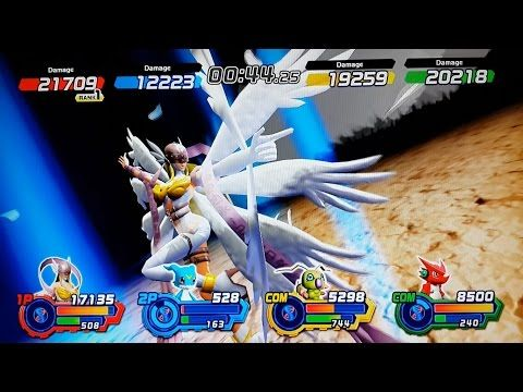 Digimon All-Star RUMBLE GAMEPLAY