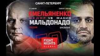 Fedor Emelianenko vs Fabio Maldonado Full fight