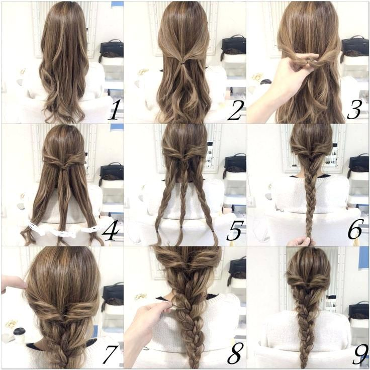 Unique Ubt Cn Easy Cute Hairstyles For Long Thin Hair Cute Easy Hairstyles For Toddlers Easy But Cute Hairs Braids For Long Hair Long Thin Hair Easy Hairstyles