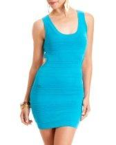 2b Leila Bodycon Cutout Dress