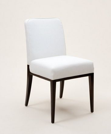 Low Back Dining Chair - £660.00 - Hicks and Hicks