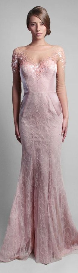 Gemy Maalouf Spring 2014 Collection