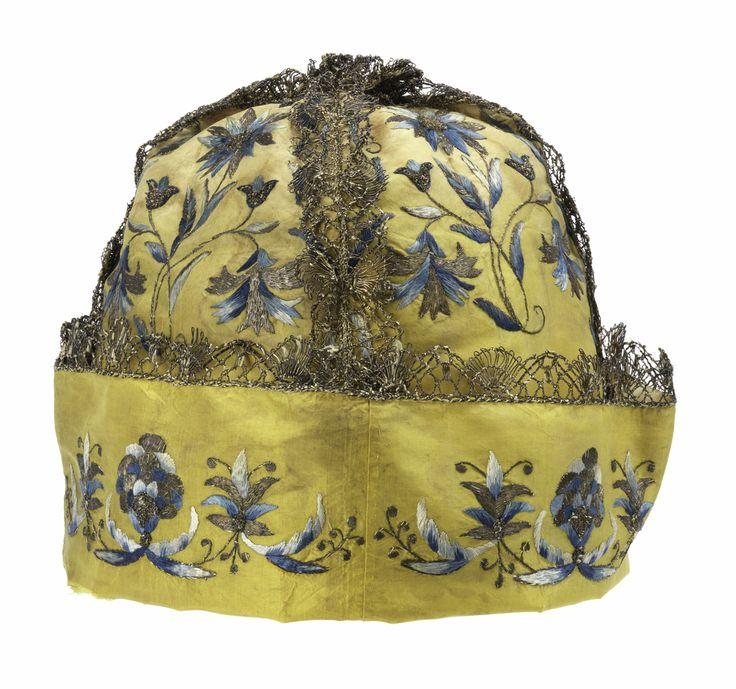 Nightcap, 18th century