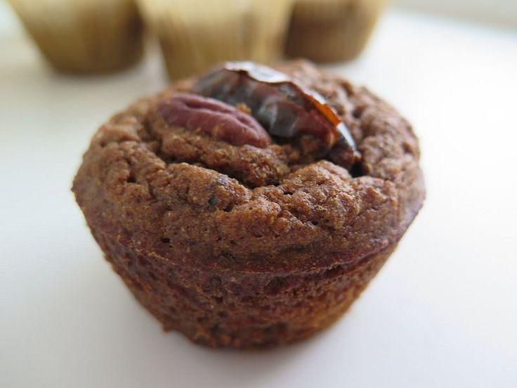 Après les muffins le Réveil d'Azur et le Méchant plaisir, voici une toute nouvelle création pour énergiser vos matins pressés, le muffin Dattawow! Un succulent délice-hyper-facile-à-faire-et-moelleux à souhait. Rempli de morceaux de dattes et de pacanes, on adore le fait qu'il est SANS SUCRE, SANS GRAS AJOUTÉS ET SANS PRODUITS LAITIERS. Une autre belle solution Labriski de...