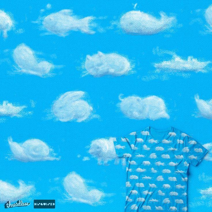 Hey, that cloud looks like a ...