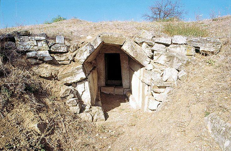 Μακεδονικός τάφος Ελαφοχωρίου - Elafochori Macedonian tomb