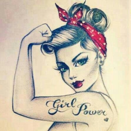 Girls rule the world xx