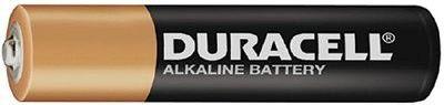 Duracell - Duracell Alkaline Batteries Aaa Size Battery: 243-Mn2400Bkd - aaa size battery