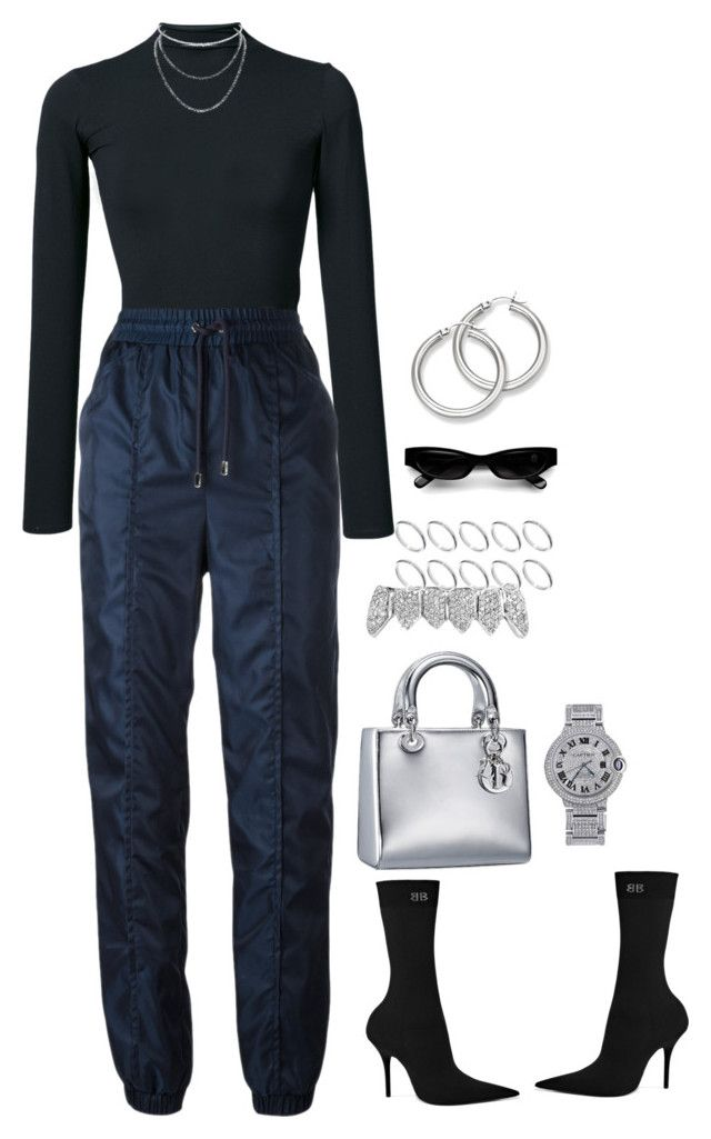 Untitled 476 By Klayvic Liked On Polyvore Featuring Yeezy By Kanye West Versus Balenciaga Cartier Asos And Ac With Images Clothes Design Yeezy By Kanye West Women