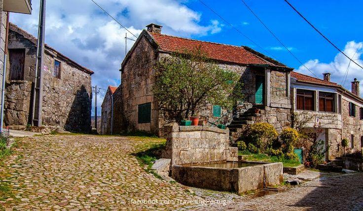 Aldea de Tourém en Montalegre | Turismo en Portugal (shared via SlingPic)