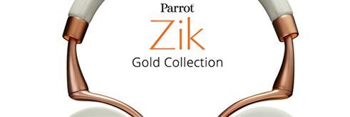 Les grands couturiers ne sont pas les seuls à présenter leur nouvelle collection automne – hiver. Le fabriquant Parrot sous la houlette de son président Henri Seydoux en fait de même avec la nouvelle collection du surprenant casque sans fil ; le Parrot Zik by Starck. |  #headphone #CasqueAudio #Parrot #Zik