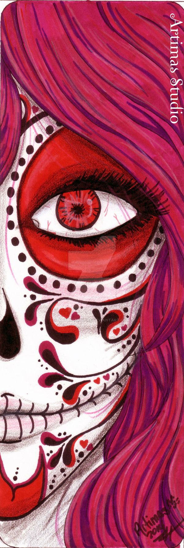 Pink Death 1.5 by ArtimasStudio.deviantart.com on @DeviantArt