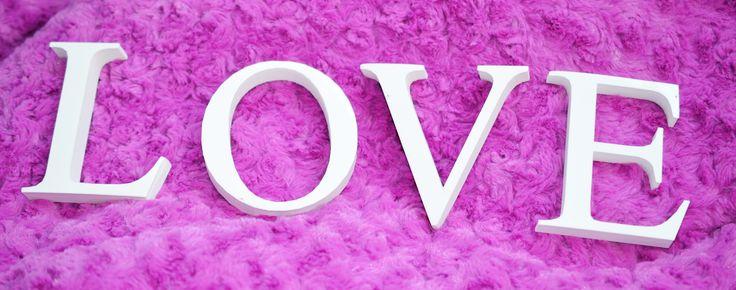 Napis Love Www Decodruk3d Pl Decoration Pinterest Love
