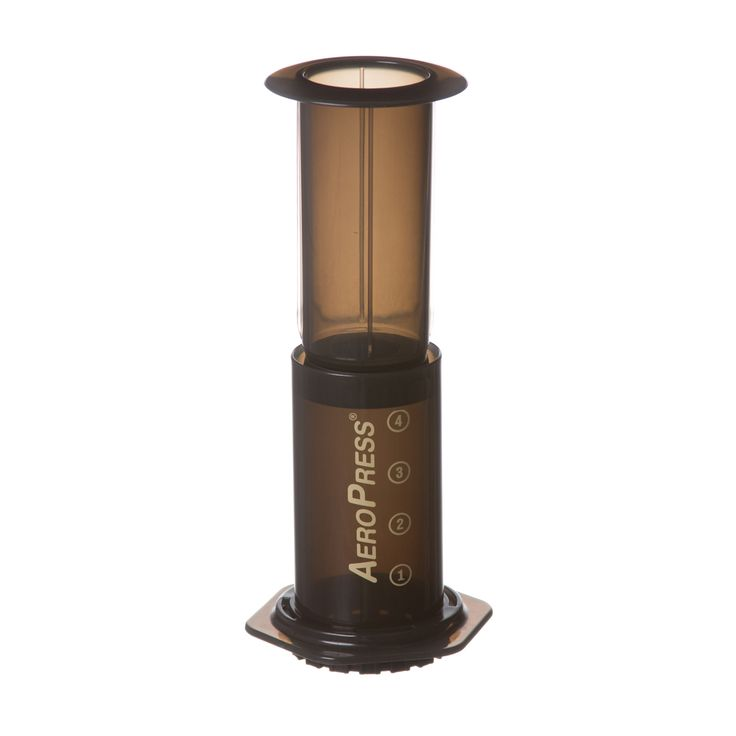 The Aerobie AeroPress: An industry favorite. The entire process takes 30 seconds – perfect for the busy coffee enthusiast. #coffee #holiday #giftguide