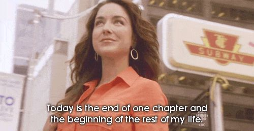 charming life pattern: #Being Erica - gif - quote - ahh 30 ...