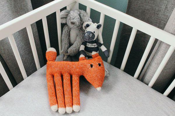 Kinderkamer James - Styling by Little Deer!