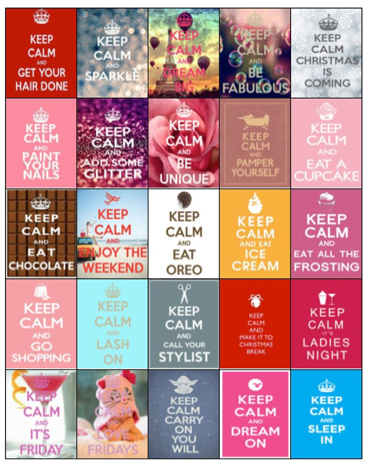 Keep Calm Stickers for Erin Condren Life Planners Hard Copy by PlannerCandyDesigns on Etsy https://www.etsy.com/listing/213482054/keep-calm-stickers-for-erin-condren-life
