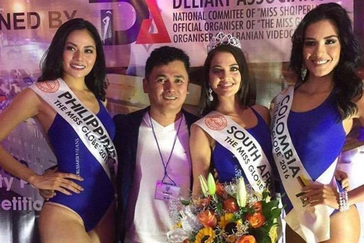 The Miss Globe 2016 Swimsuit Mini Competition Winners Announced