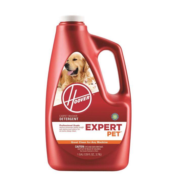 Hoover 128 oz. Expert Pet Carpet Washing Detergent