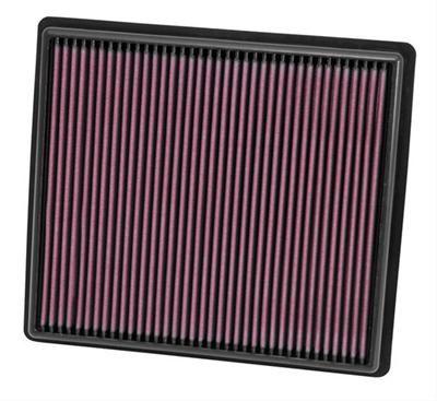 K&N 33-2497 - K&N Washable Lifetime Performance Air Filters
