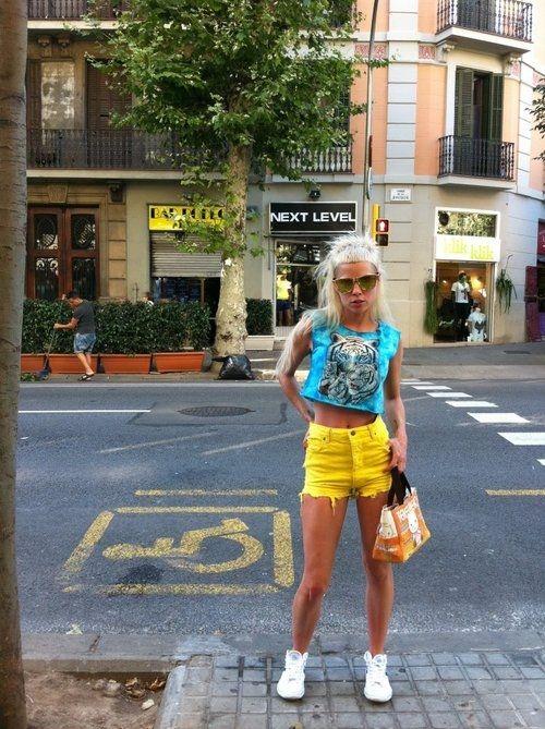 Style Icon Yolandi Visser Of Die Antwoord