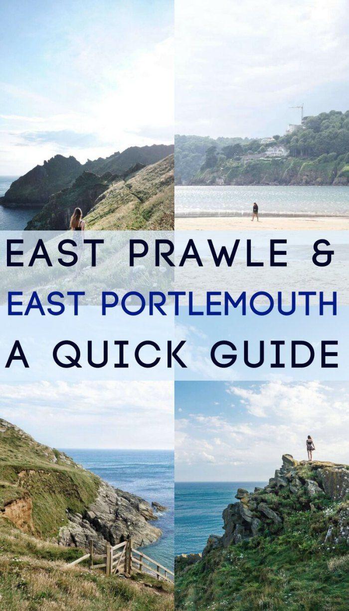 Guide to East Prawle and East Portlemouth, Devon, England