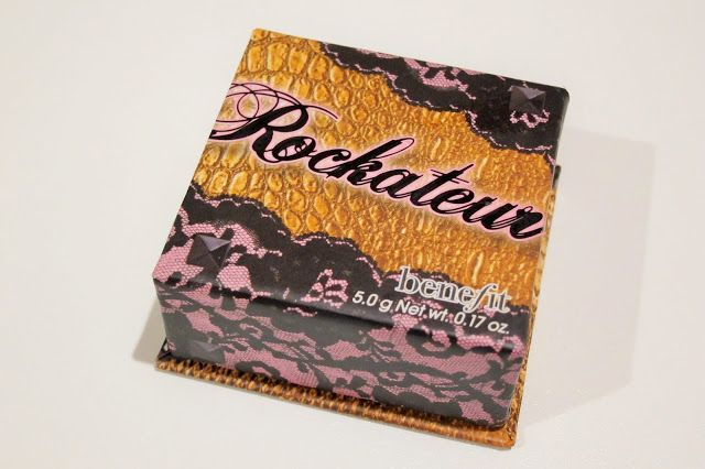 Australian Makeup and Skin care: Benefit Rockateur Review