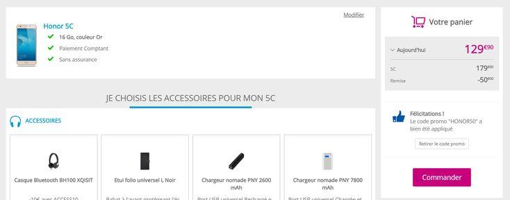 🔥 Bon plan Black Friday : Honor 5C à 129 euros chez Bouygues Telecom (débloqué) - http://www.frandroid.com/bons-plans/bons-plans-smartphone/393119_%f0%9f%94%a5-bon-plan-black-friday-honor-5c-a-129-euros-chez-bouygues-telecom-debloque  #Bonsplanssmartphone