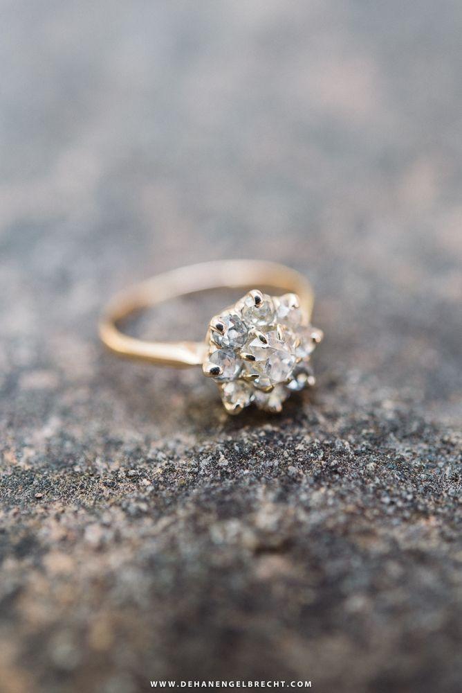 Early 1900's Vintage Victorian Engagement Ring | Leonard & Karla - Jonkershoek Engagement | Dehan Engelbrecht
