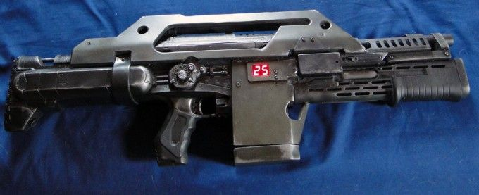 255 Best Sci Fi Weapons And Props Images On Pinterest