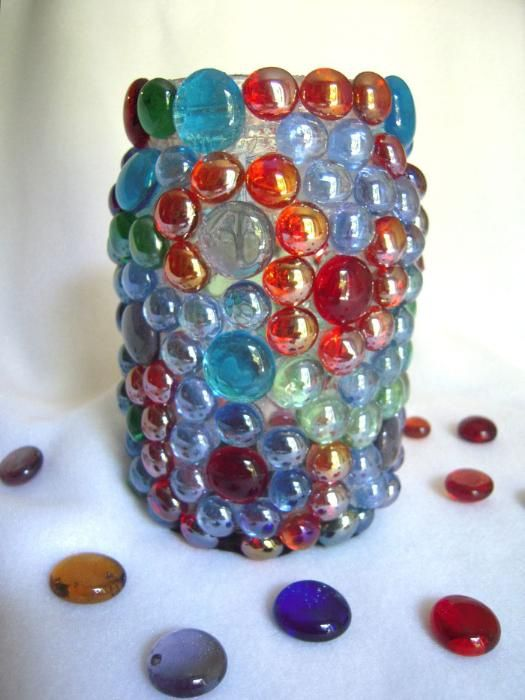76 best glass gem crafts images on pinterest creative for Glass jewels for crafts
