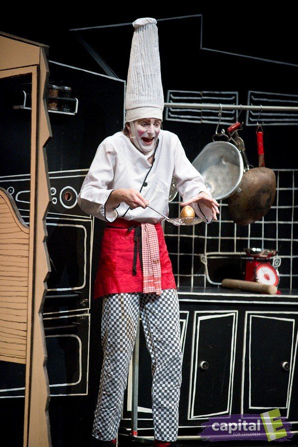 The Magic Chicken, Theatre Beating