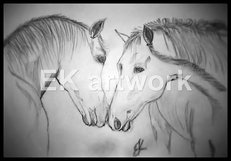 If you love horses and would like to use this cure in your love & marriage feng shui area, be sure to place two horses (not one or three.) EK artwork.