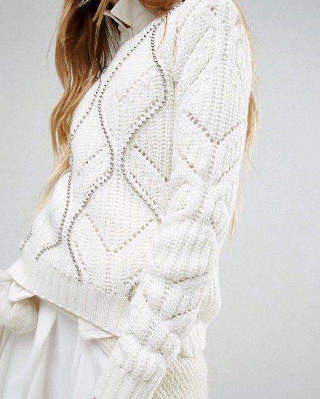 Seint #knit #knits #knitted #knitting #knitwear #knitstagram #knitstyle #knittinginspiration #knittinglove #knittinglife #knittingfashion #inspiration #inspoknit #instaknit #sweater #свитер #вяжутнетолькобабушкиноимамочки #вяжутнетолькобабушки #вязание #вязанаямода #модноевязание #стильноевязание
