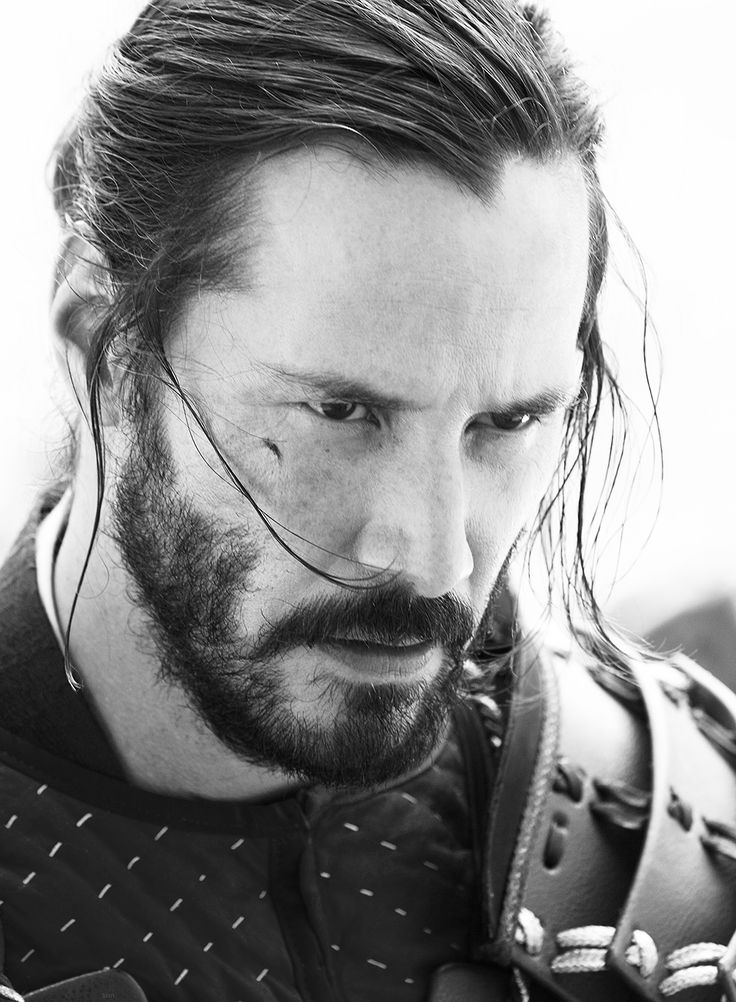 Keanu Reeves in 47 Ronin
