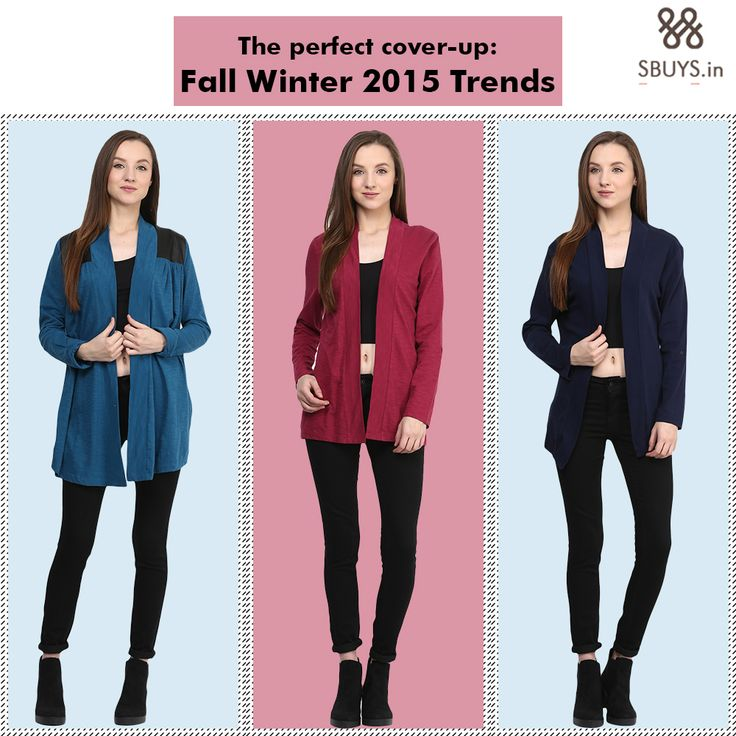 Smart Cover ups for this winter!Feel Warm and Stylish  www.sbuys.in  #sbuys #wintercollection #newin