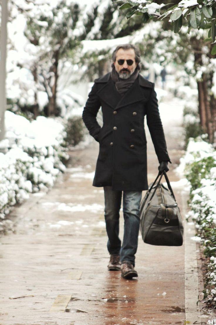 Winter in İzmit