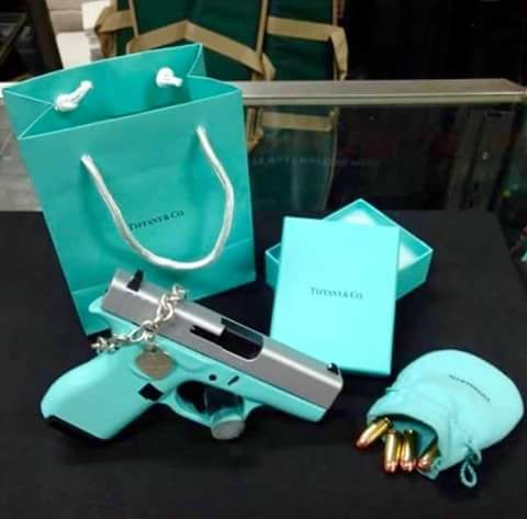 Tiffany gun and bullets                                                                                                                                                      More