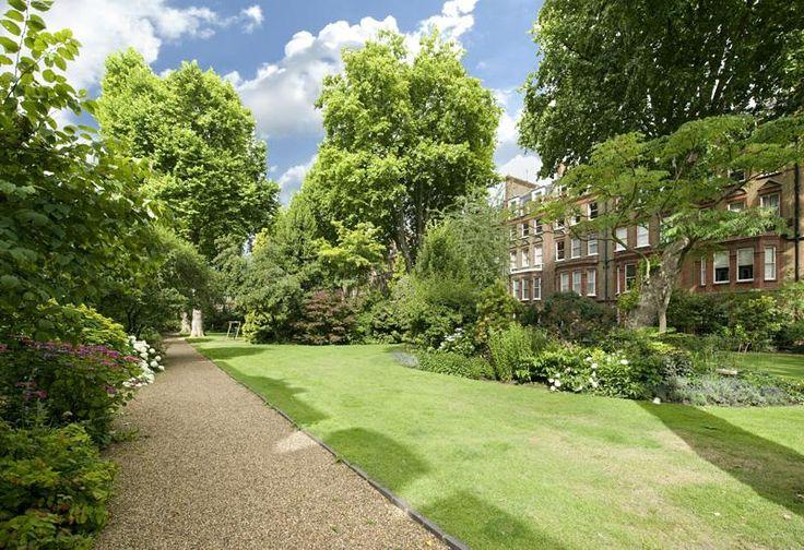 Wetherby Gardens London SW5 #cutlerandbond #londonproperty #gardensquares