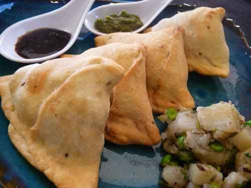 Samosa – Indian Appetizer