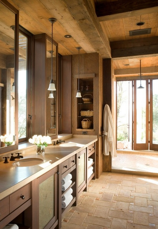 7 best images about ceiling ideas on pinterest rustic for Bathroom wood ceiling ideas