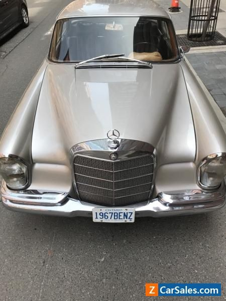 1967 Mercedes-Benz 200-Series #mercedesbenz #200series #forsale #canada