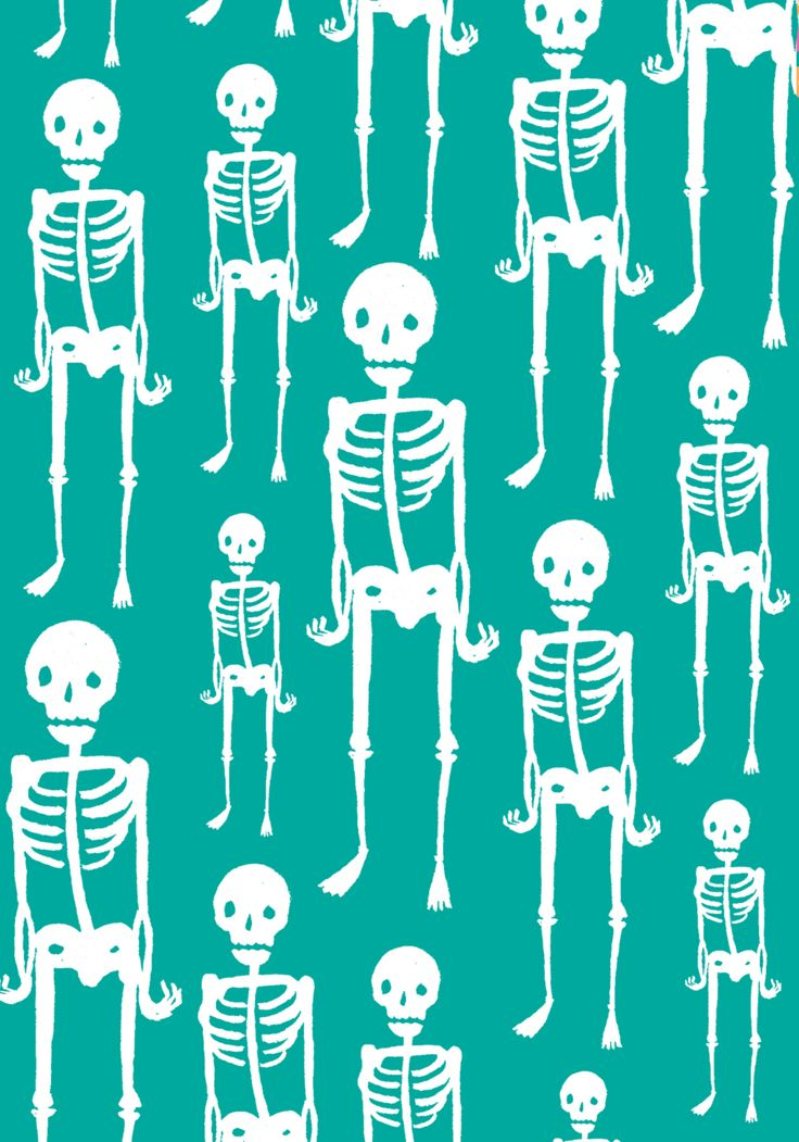 halloween skeleton wallpaper - photo #34