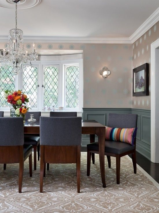 Eclectic dining room design pictures remodel decor and for Eclectic dining room ideas