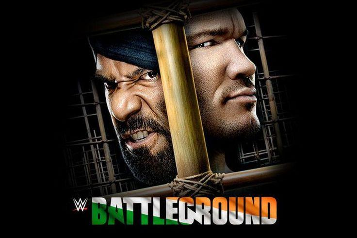 WWE Battleground 2017 stream en vivo: hora de Inicio, el horario de TV, partidos y cómo ver online