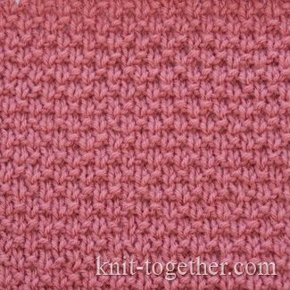 Knitting 4 Stitches Together : 10 best images about Knitting Stitch Patterns on Pinterest Simple, Knitting...