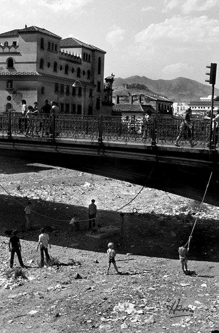 ©HENRI HADIDA: MALAGA BOYS,1975