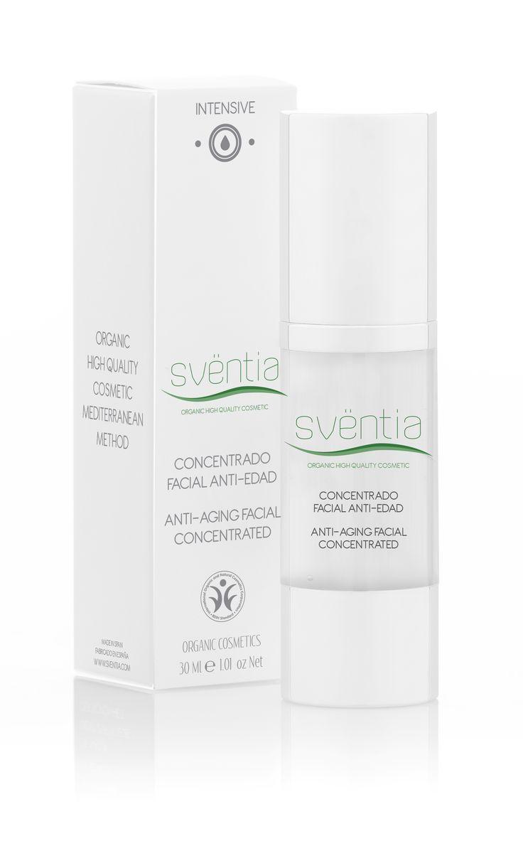 Sventia Intensive anti-age facial concentrate 30ml/aktívne pleťové sérum