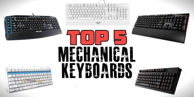 Top 5 Keyboard Gaming Terbaik Terbaru 2016