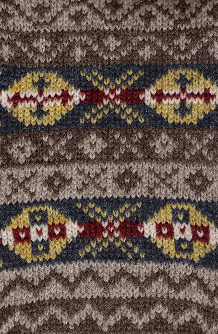501 best Traditional Fair Isle Knitting images on Pinterest ...